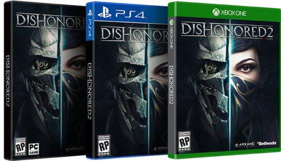 [ANNONCE] Sortie de Dishonored 2 aujourd'hui !