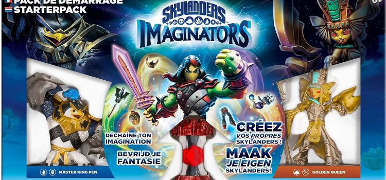 [TEST] Skylanders Imaginators sur PS4