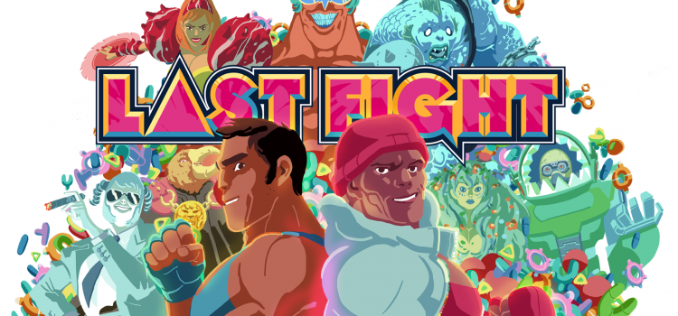 [TEST] LastFight sur PS4