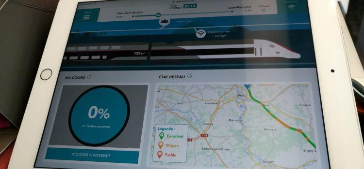 [DÉCOUVERTE] Du WiFi dans les TGV