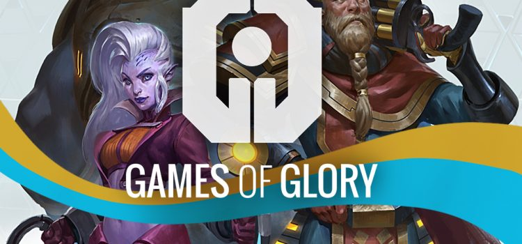[DÉCOUVERTE] Prise en main de Games of Glory