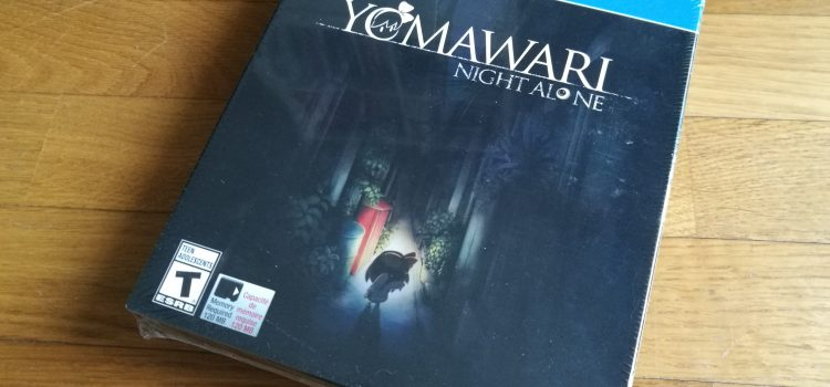 [UNBOXING] Yomawari : Night Alone + htoL#NiQ : The Firefly Diary – Édition limitée