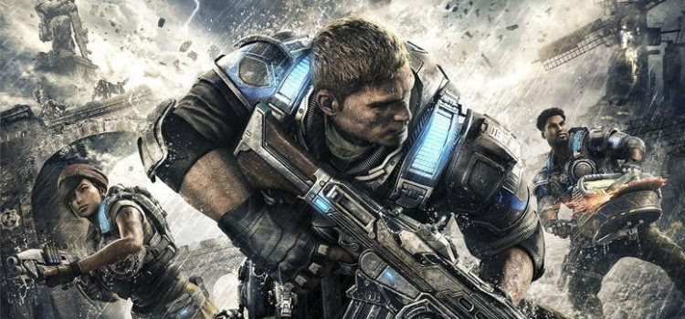 [TEST] Gears of War 4 sur Xbox One