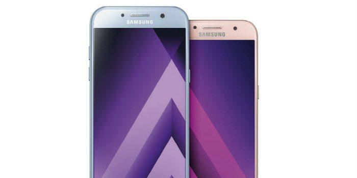 [ANNONCE] Sortie des Samsung Galaxy A3 et A5 version 2017