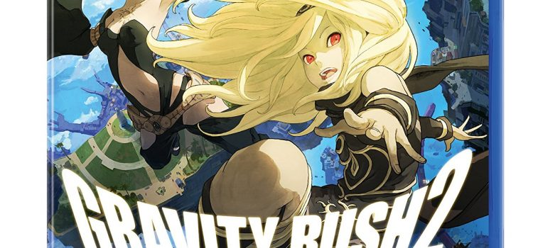 [TEST] Gravity Rush 2 sur PS4