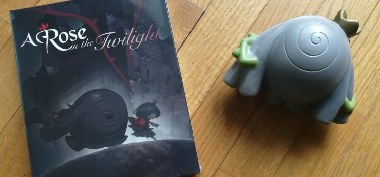 [UNBOXING] A Rose in the Twilight – Limited Edition sur PS Vita