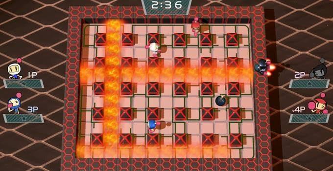[ANNONCE] Bomberman R s'offre un DLC gratuit