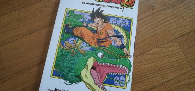 [ANNONCE] Sortie du manga Dragon Ball Super