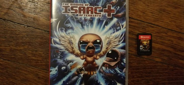 [ARRIVAGE] The Binding of Isaac Afterbirth+ sur Switch