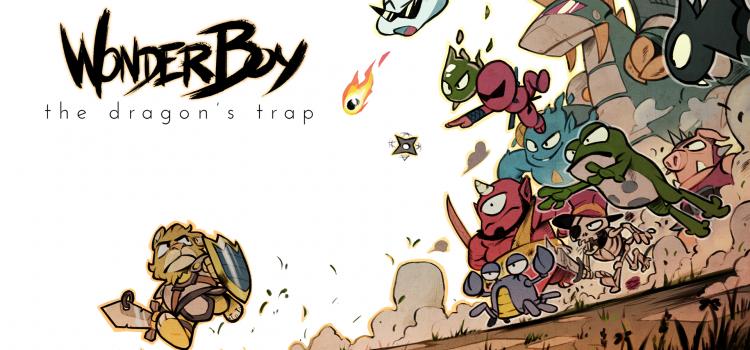 [ANNONCE] Wonder Boy: The Dragon's Trap débarque aujourd'hui sur consoles !