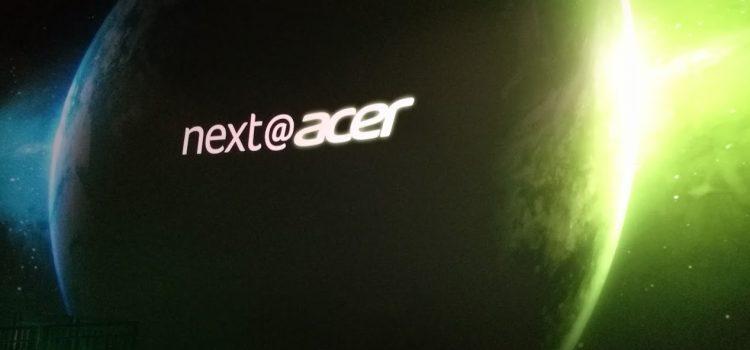[COMPTE-RENDU] Découverte des produits #NextAtAcer