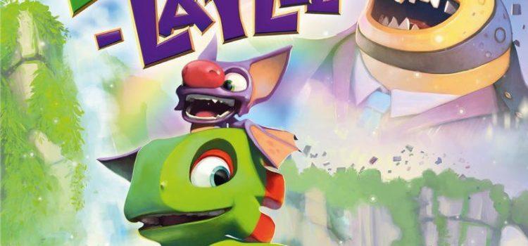[TEST] Yooka-Laylee sur PS4