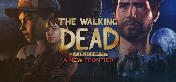 [TEST] The Walking Dead: A New Frontier sur PS4