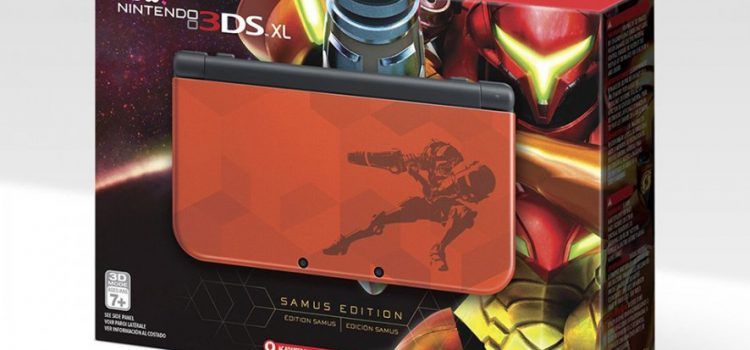 [PRECO] Console Nintendo New 3DS XL Metroid Returns
