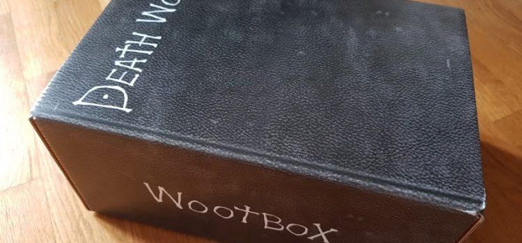 [UNBOXING] Wootbox de Septembre 2017