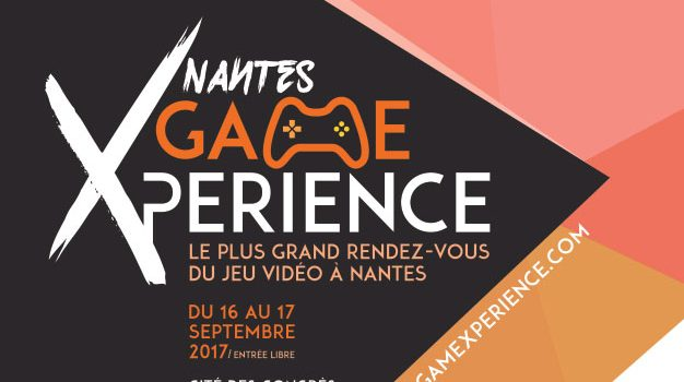 [SALON] La Nantes Game Xperience, c'est ce week-end !