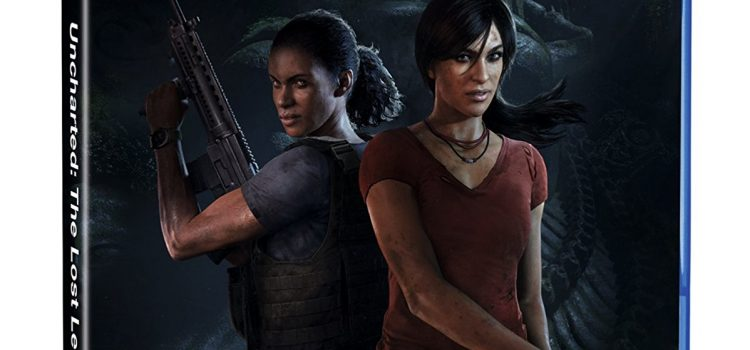 [TEST] Uncharted : The Lost Legacy sur PS4