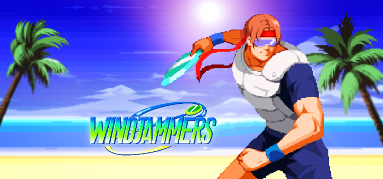 [TEST] Windjammers sur PS4