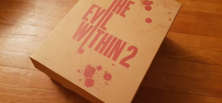 [UNBOXING] The Evil Within 2, le Press Kit