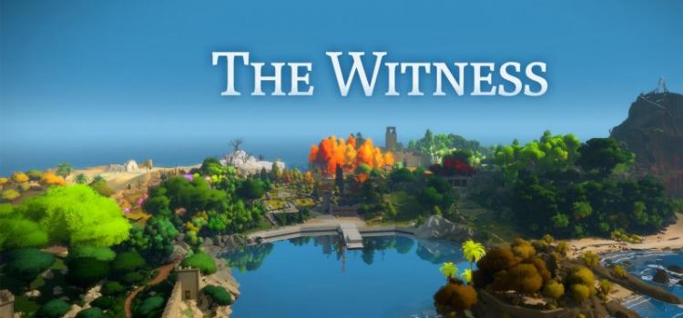 [TEST] The Witness sur PS4
