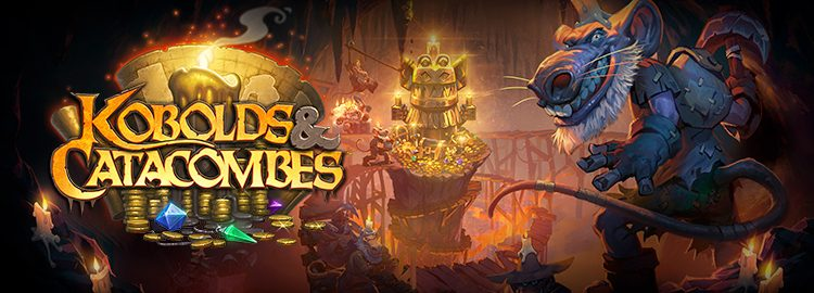 [ANNONCE] Kobolds & Catacombes, bientôt sur Hearthstone !