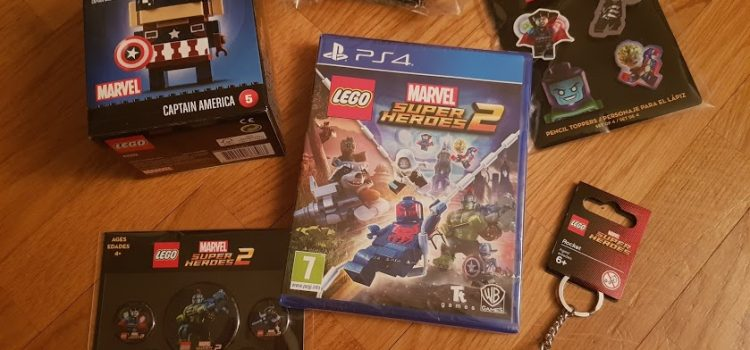 [SORTIE] LEGO Marvel Super Heroes 2 est dispo !