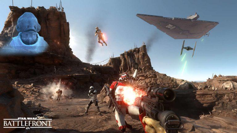 Star Wars Battlefront II : Le contenu de lEdition Deluxe