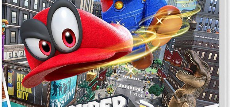 [TEST] Super Mario Odyssey sur Switch