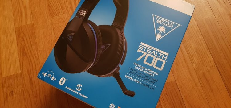 [TEST] Casque Turtle Beach – Stealth 700