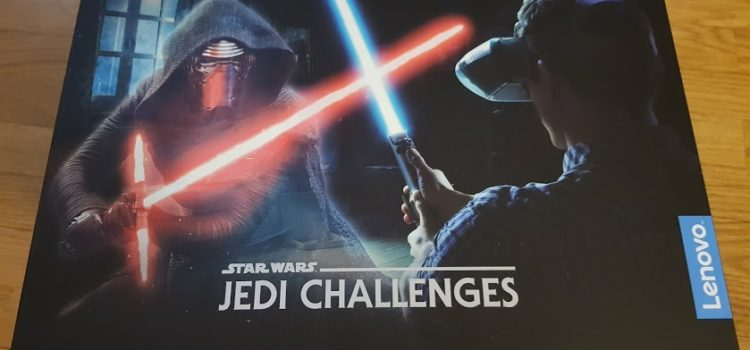 Star Wars Jedi Challenges de Lenovo : Test du pack de jeu