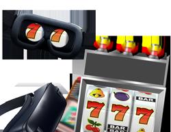 Les machines à sous et la mode des jeux vidéos en réalité virtuelle