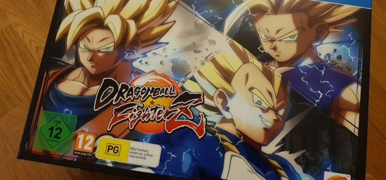 [UNBOXING] Dragon Ball FighterZ – Edition CollectorZ sur PS4