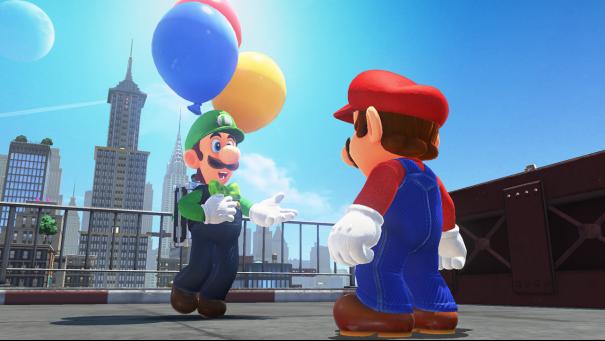 [ANNONCE] Un nouveau mode de jeu pour Super Mario Odyssey