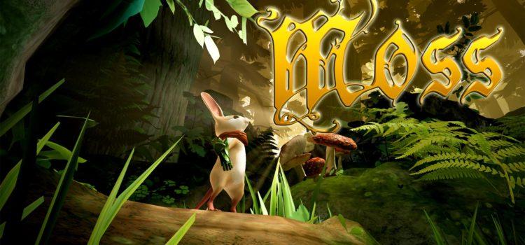 [TEST] Moss sur PS4