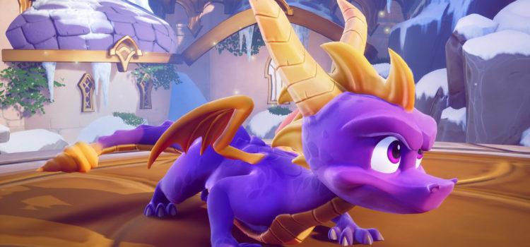 [ANNONCE] Spyro est de retour sur PS4 et Xbox One avec Spyro Reignited Trilogy