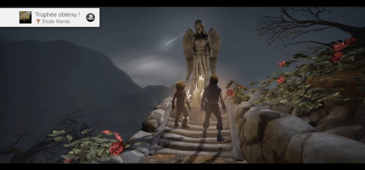 [TROPHEES] 100% : Brothers – A Tale of Two Sons sur PS4