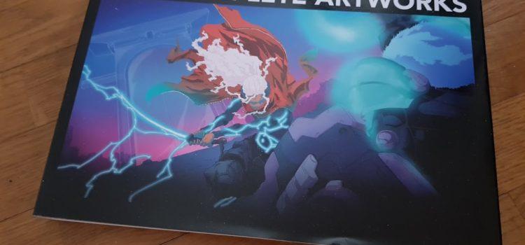 [DÉCOUVERTE] Furi : Complete Artworks