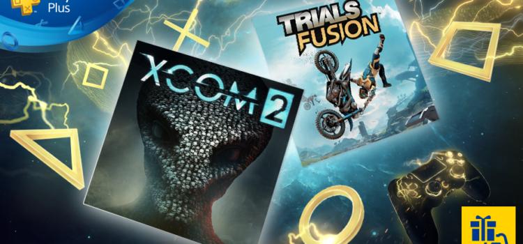 [PS+] Liste des jeux gratuits pour Juin 2018
