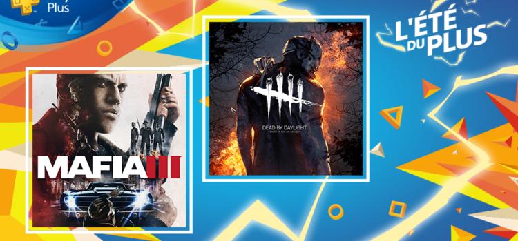 [PS+] Liste des jeux gratuits pour Août 2018