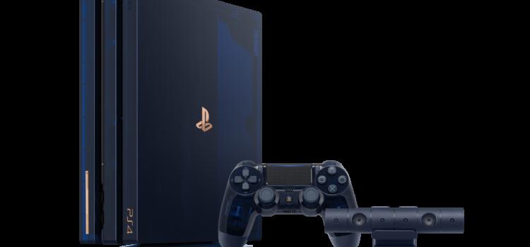 [PRÉCO] PS4 Pro 2To Édition Limitée 500 Millions