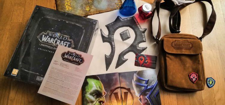 [SORTIE] World of Warcraft: Battle for Azeroth débarque aujourd'hui !