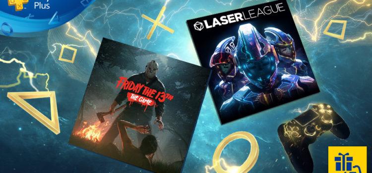 [PS+] Liste des jeux gratuits pour Octobre 2018