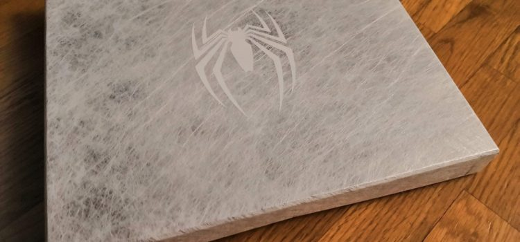 [UNBOXING] Press Kit – Spider-Man sur PS4