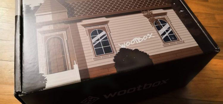 [UNBOXING] Wootbox de Octobre 2018