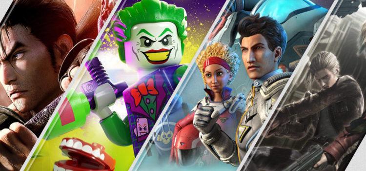 [PSN] Mise à jour hebdo du 15/10/2018: LEGO DC Super-Villains, SoulCalibur VI, etc.