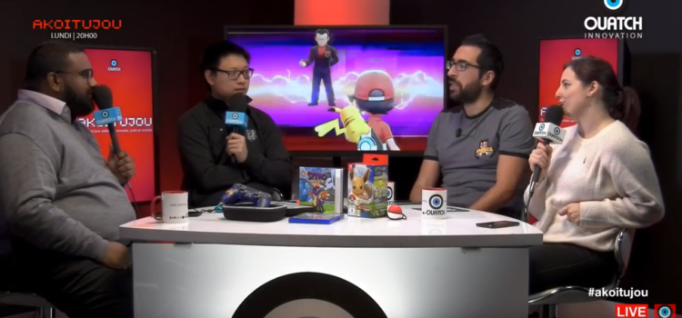 [TV] Akoitujou S06E06 : Avec Luffy en invité