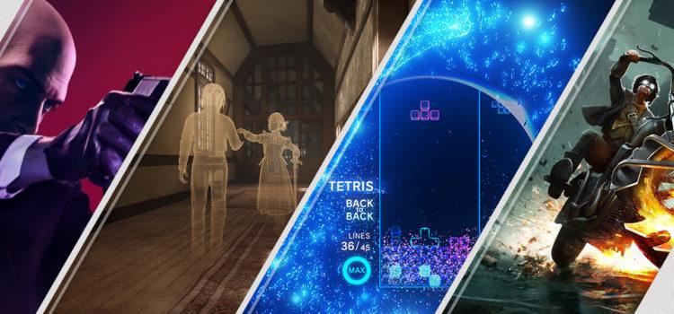 [PSN] Mise à jour hebdo du 05/11/2018: Hitman 2, Déraciné, Tetris Effect, etc.