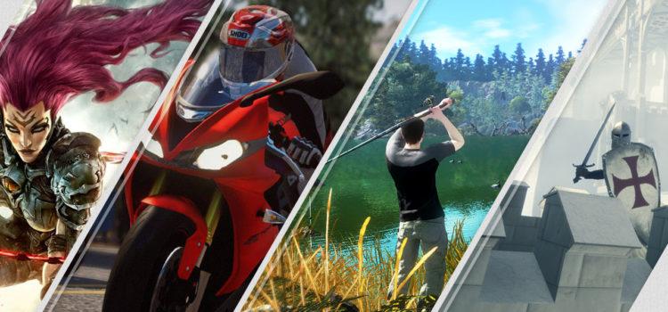 [PSN] Mise à jour hebdo du 27/11/2018: Darksiders III, Ride 3, Pro Fishing Simulator, etc.