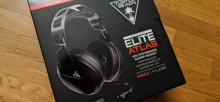 [TEST] Casque Turtle Beach : Elite Atlas
