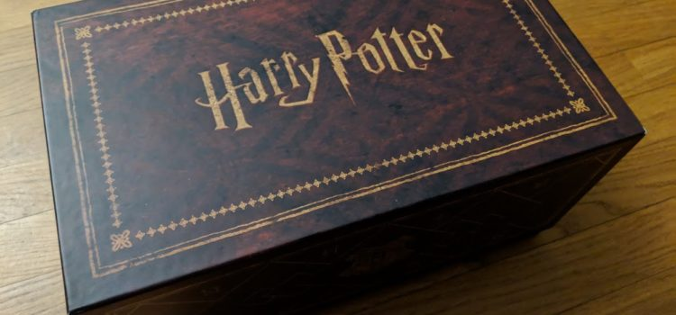 [UNBOXING] Wootbox Harry Potter